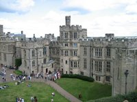 Warwick Castle, England